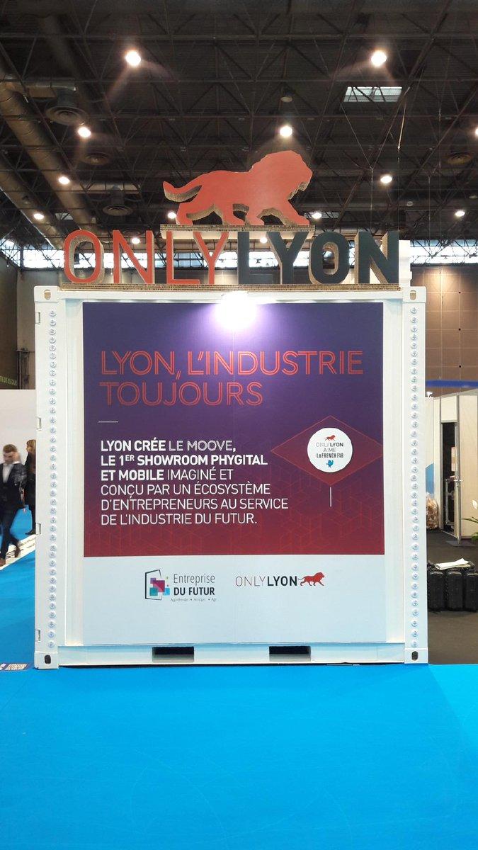 """Entreprise D Architecture Lyon onlylyon on twitter: """"#giparis come live a phygital"""