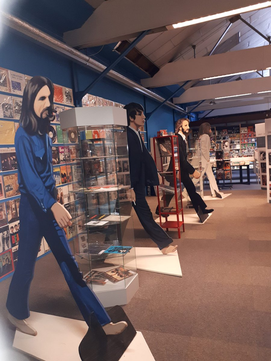 "albert braam on Twitter: ""Beatles Museum Alkmaar The Netherlands… """