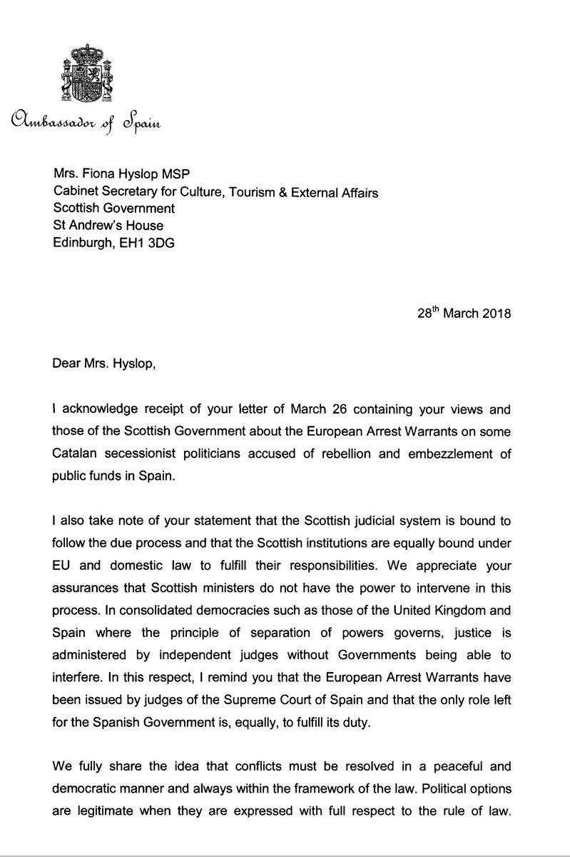 Embassy of Spain UK on Twitter: