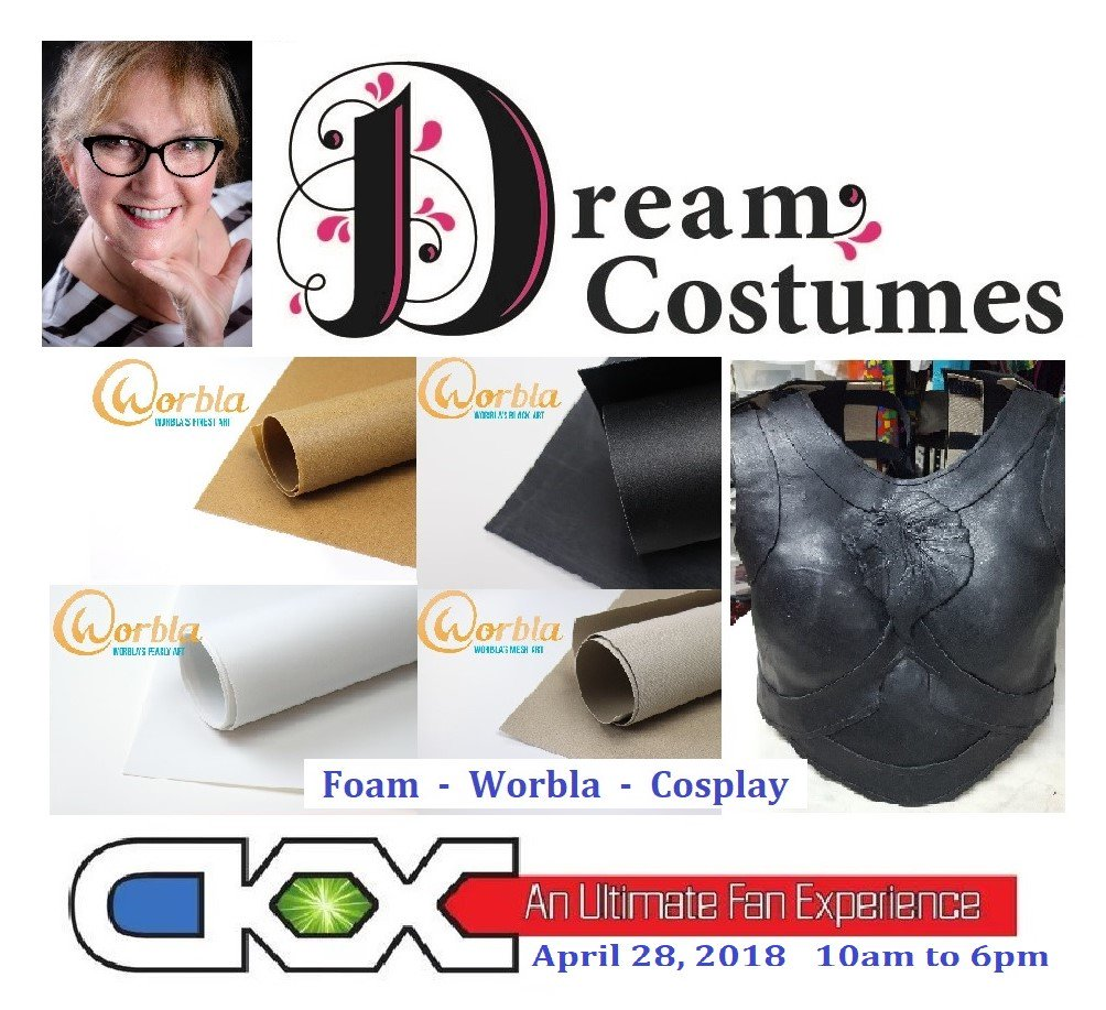 Visit our #DreamCostumes booth during the #CKExpo April 28 and say Hi. We can chat about how to build your next Armour or props with Foam ...  sc 1 st  Twitter & Dream Costumes (@DreamCostumes) | Twitter