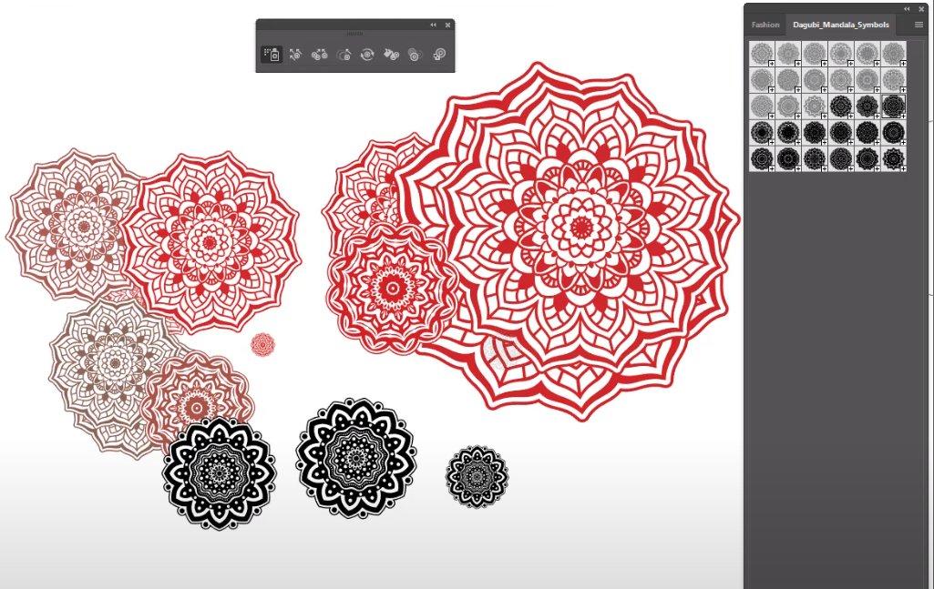 Adobe Illustrator On Twitter Symbols In Illustrator Is A Versatile