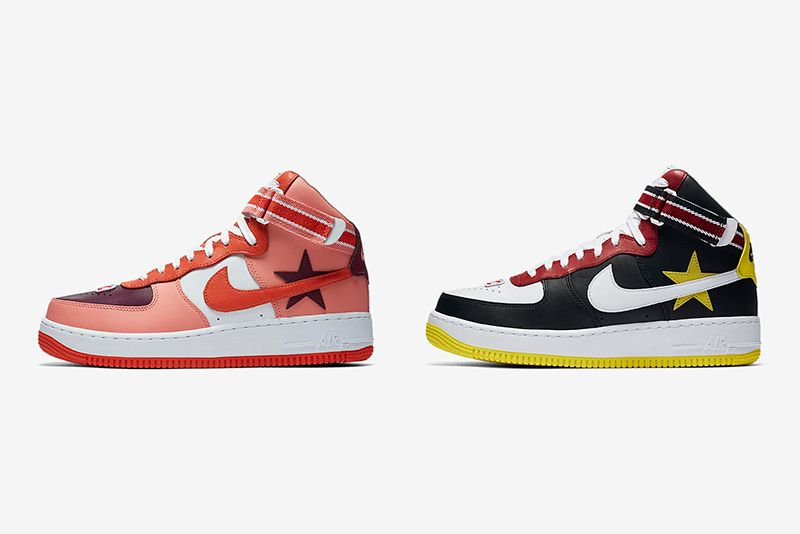 NikeLab Air Force 1 Hi x Riccardo Tisci launches ONLINE
