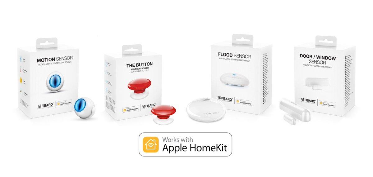 Win a HomeKit bundle from @fibaro_global & 9to5Mac [Giveaway] https://t.co/aNXMrimMHa