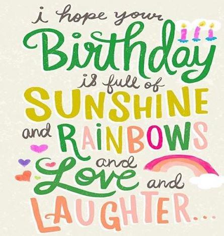 Happy Birthday Jann Arden