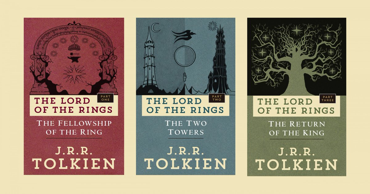 Image result for the lord of the rings cover