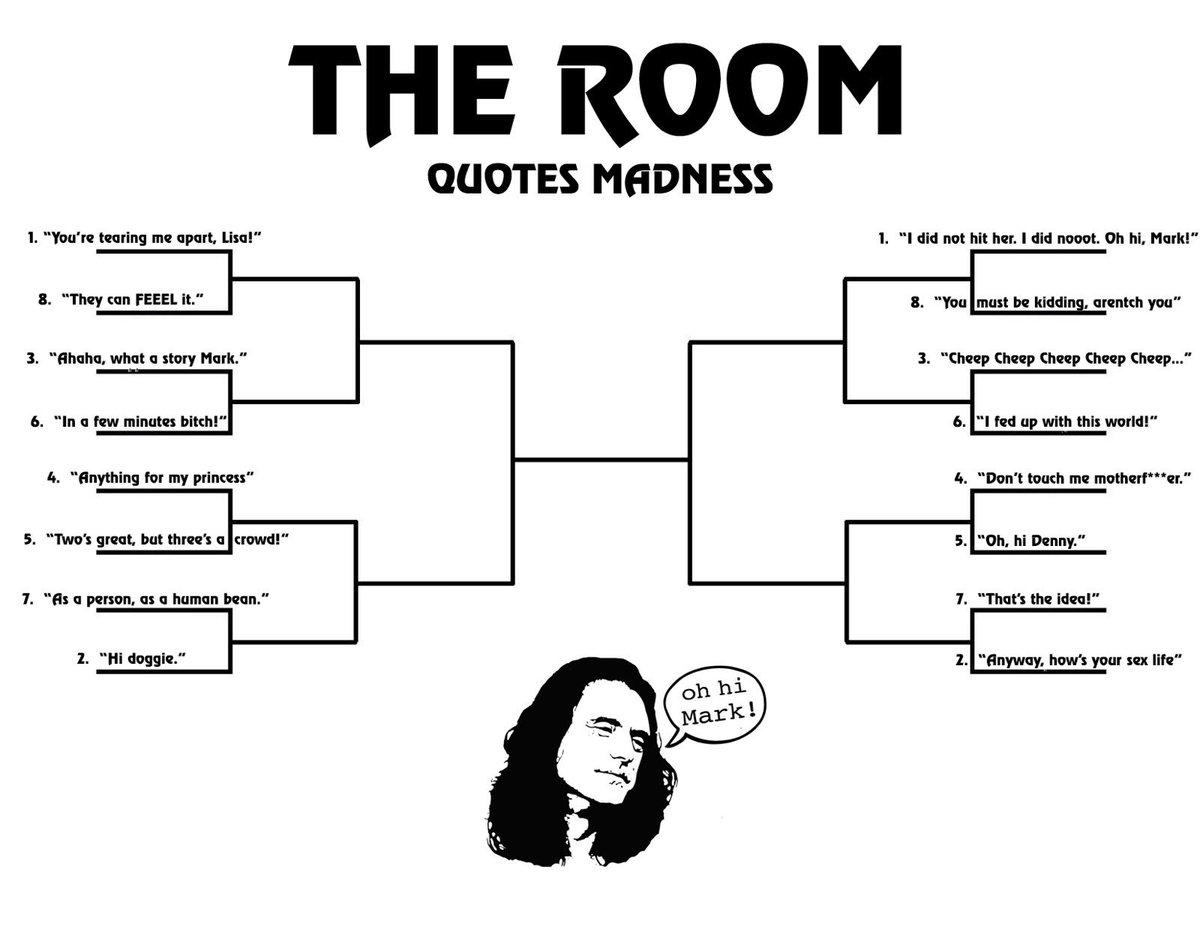 The Room Quotes Alex on Twitter: