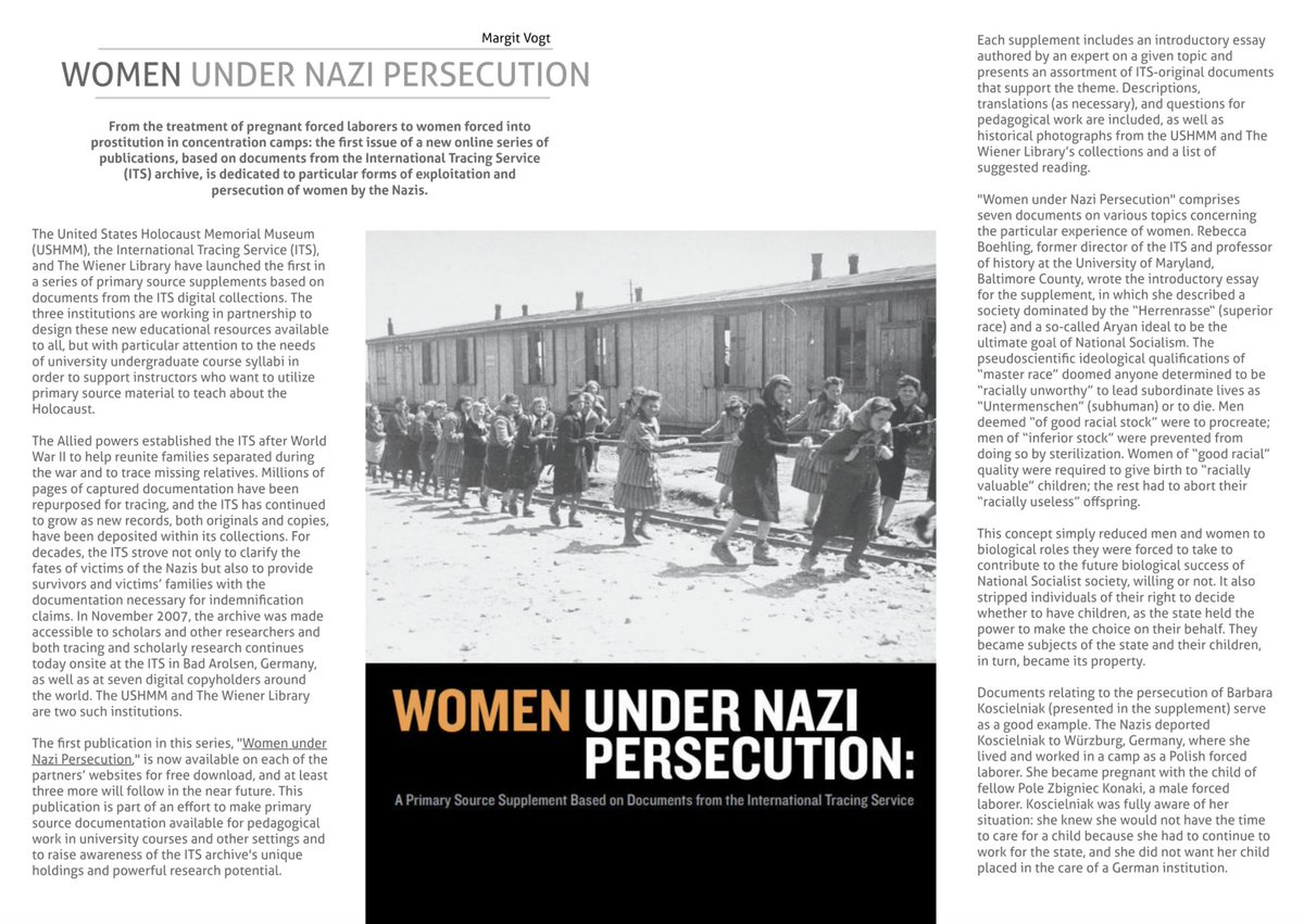 Assignments Help Online  Concentration Camps New Online Publication By Holocaustmuseum  Itsarolsen  Wienerlibrary Focuses On Persecution Of Women By Nazi  Germany Assignment Writers also Literature Review Pay Auschwitz Memorial On Twitter From Treatment Of Pregnant Forced  High School Vs College Essay Compare And Contrast