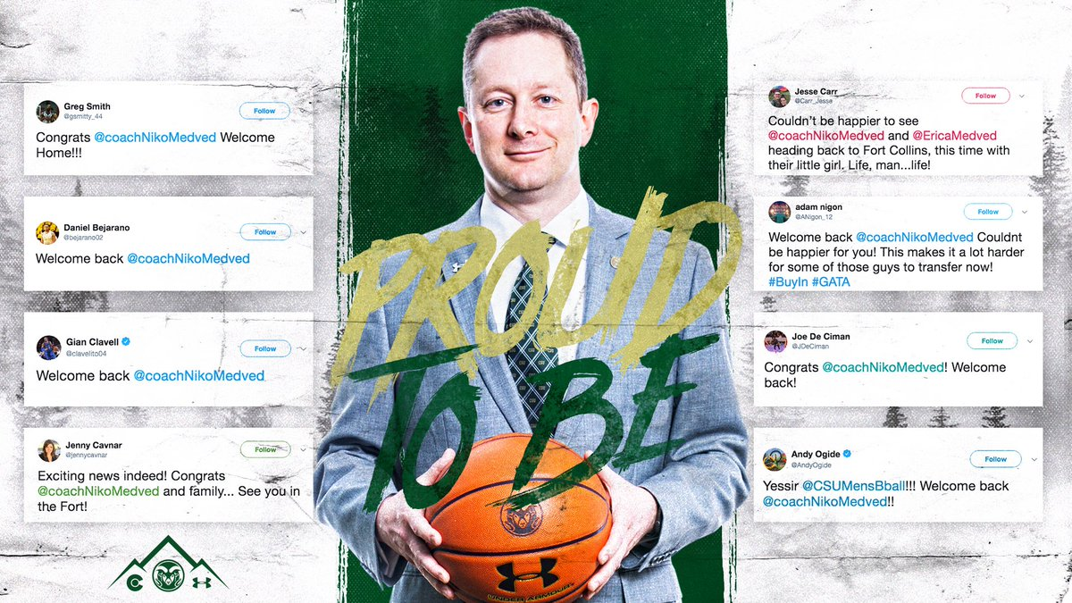 Colorado State Men's Basketball on Twitter: