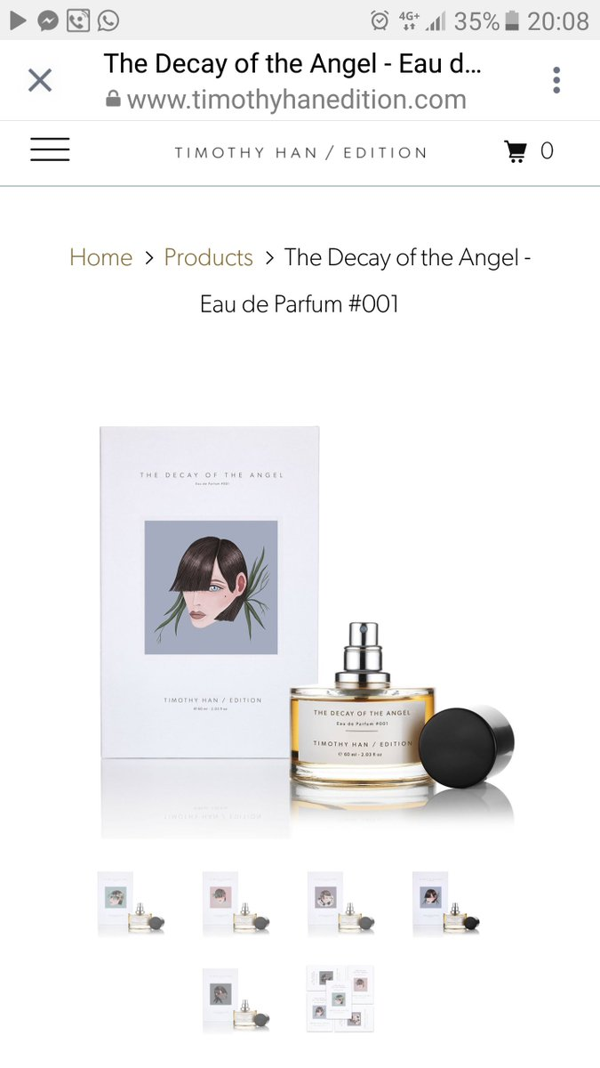 The only thing better than naming a perfume after Yukio Mishima is naming it after the book he completed on the morning that he attempted to overthrow the Japanese state in the name of art and comitted sepukku. #yukiomishima <br>http://pic.twitter.com/N4RRg8NgEF