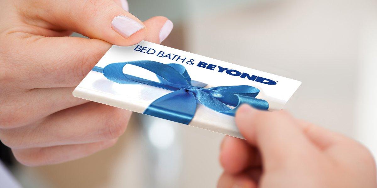 Bed Bath & Beyond on Twitter: \