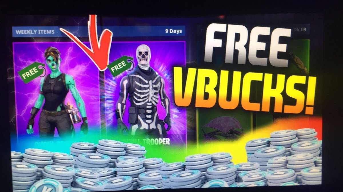 Free V Bucks Without Getting A App