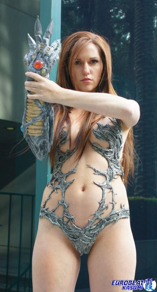 cosplay nude termina