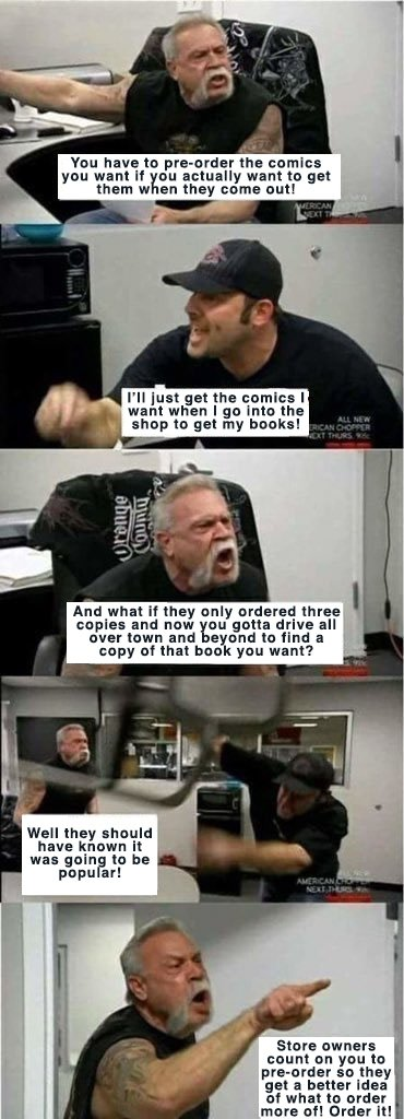 why you pre-order new comics https://t.co/IsJwcVBHSW
