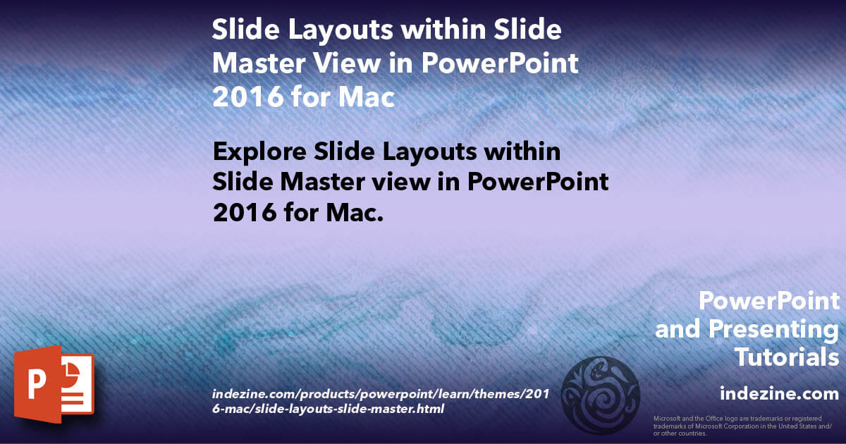 slide themes for powerpoint mac