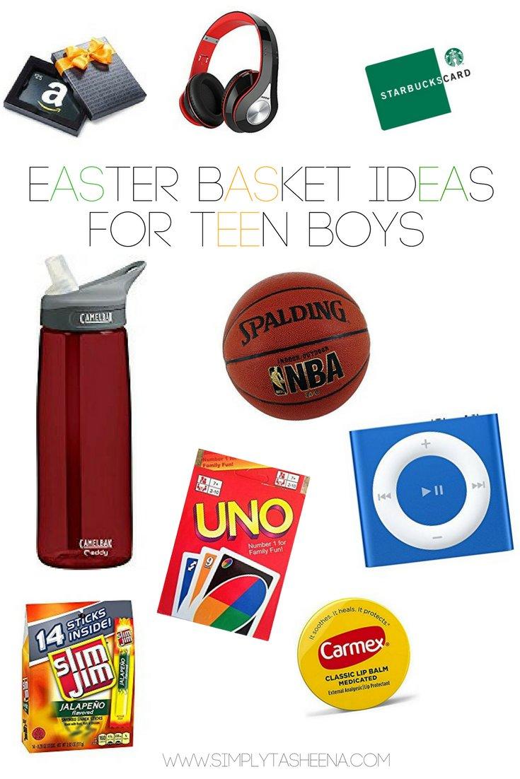 Tasheena on twitter sharing easter basket ideas for teen boys 716 pm 28 mar 2018 negle Gallery