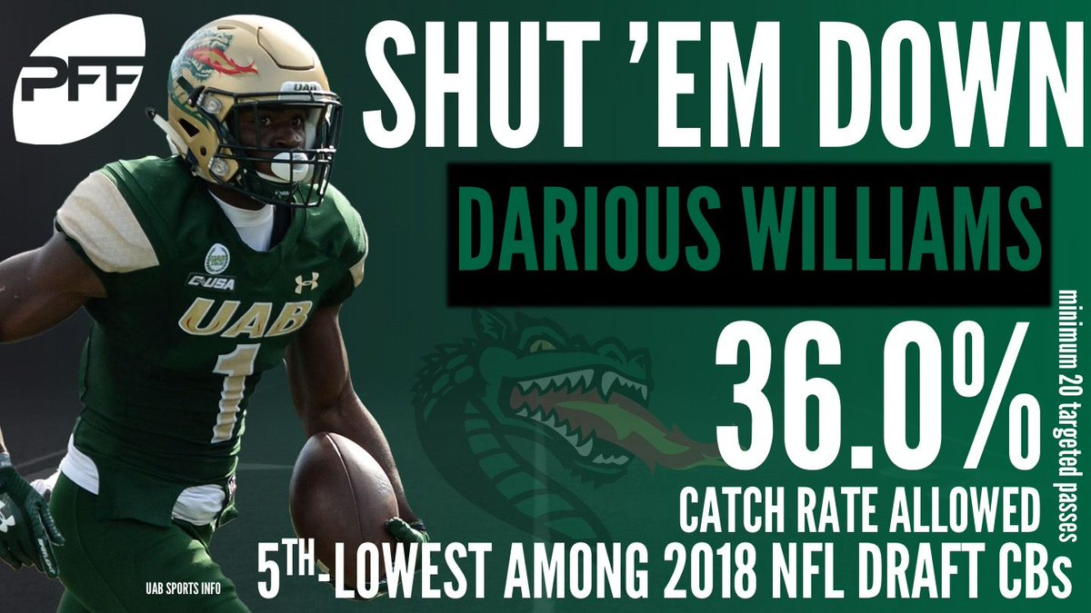Darious Williams Jersey