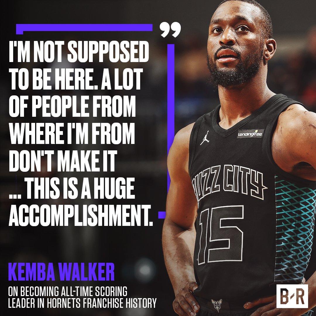 Kemba keeps it in perspective. https://t.co/TrjzAzCOwP