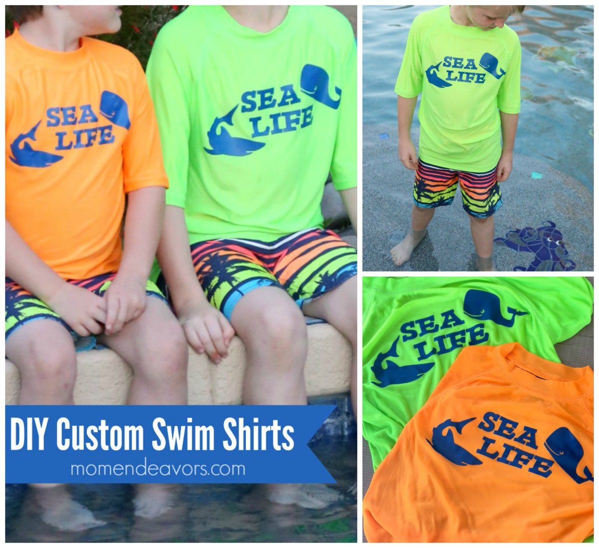 2ea36a3f41 Hop over to the blog to get the free cut file --   http   www.momendeavors.com 2018 03 diy-custom-swim-shirts-with-cricut- sportflex-iron-on.html …