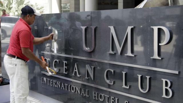 Arbitrator denies Trump Org push to regain control of Panama hotel after eviction https://t.co/V9vXOHUS8l https://t.co/gU3rA8krL3