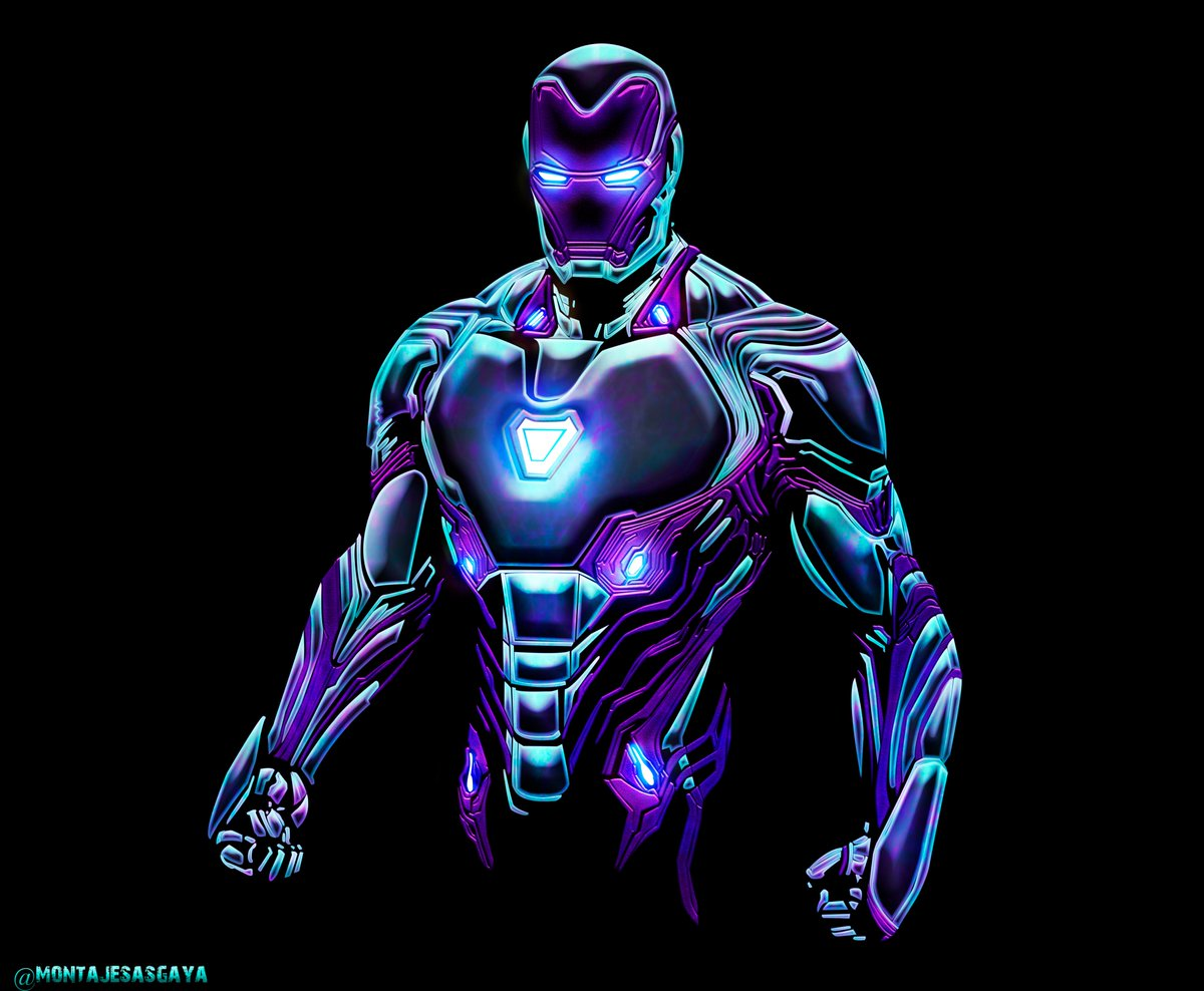 Montajes Asgaya On Twitter Wallpaper Avengers Infinity War Iron Man Mark 48 Thor Loki Hulk CaptainAmerica IronMan BlackPanther Vision