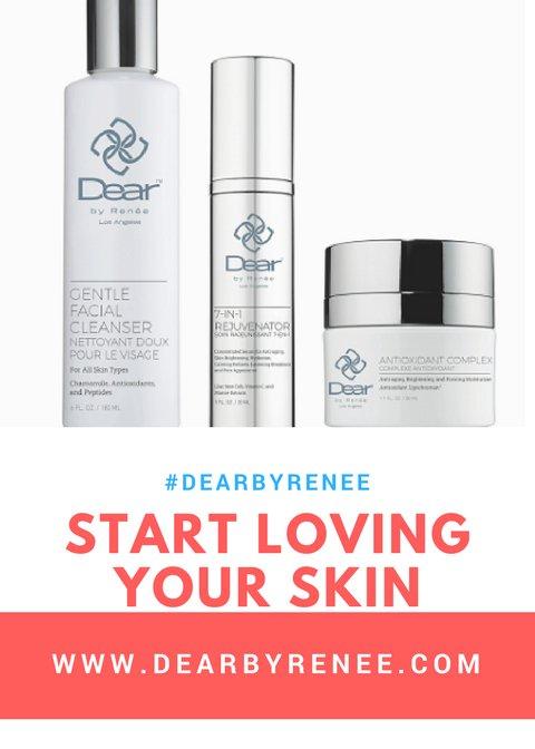 Dear By Renée On Twitter Love The Skin Youre In Antiaging