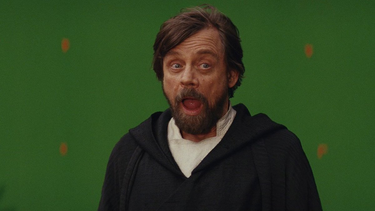 These hilarious #StarWarsTheLastJedi bloopers will brighten your day: https://t.co/IG49h2YSt0