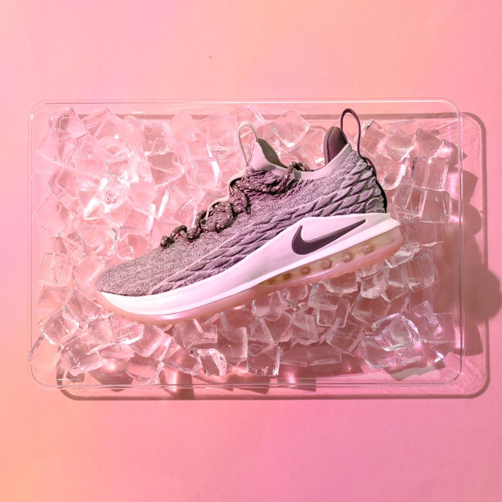 Lows on deck! #Nike Lebron