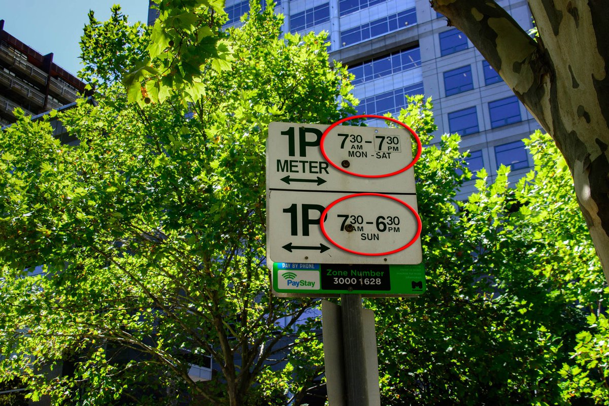 City of melbourne on twitter the road rules have a gift for you rules apply httpmelbournecparking and transportparkingparking rulespagesparking rulespxholidays picitterlyui6pt3ls negle Images