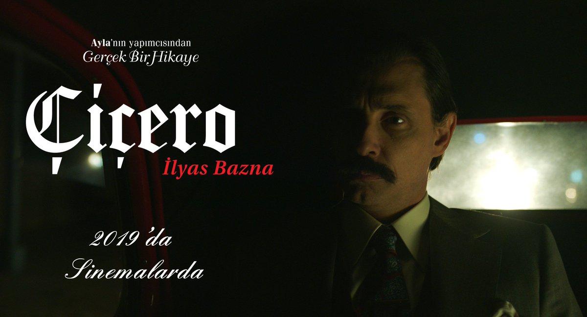 """Çiçero Filmi Twitterissä: """"Çiçero Yüzyılın En Büyük Casusluk Hikayesi # Çiçero… """""""