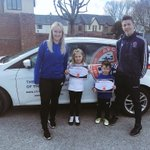 HALF TERM | Congratulations to Louise and James who were yesterday's campers of the day!   Supported by @FWPGroup