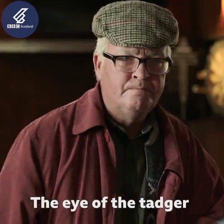 Do not mess wae Winston! #StillGame - streaming now: bbc.in/3gYagEM