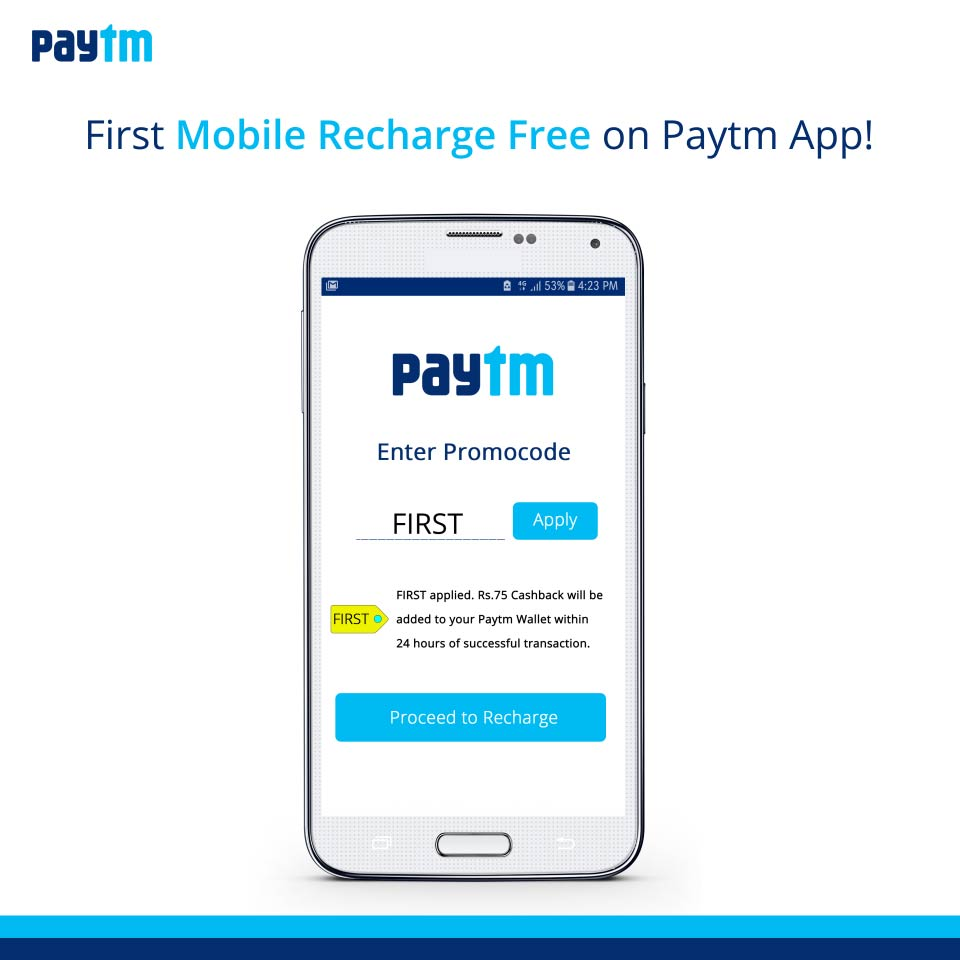 Paytm on Twitter:
