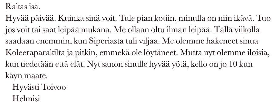 Helsinki 1918 -