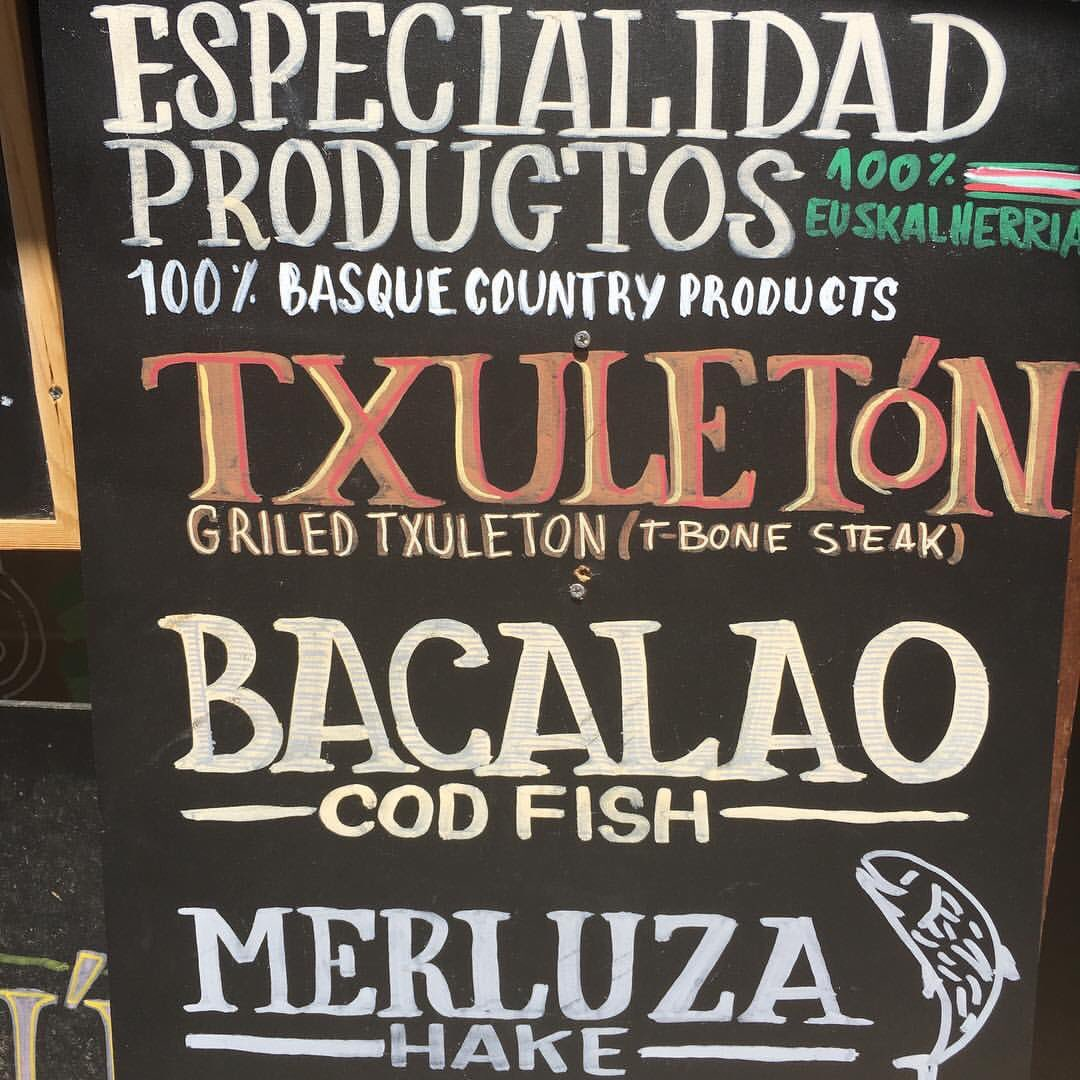 Fogones listos!!! Os esperamos en #BertsoTaberna! #Gràcia #barrideGràcia #comerenBarcelona #cocinavasca #FelizJueves