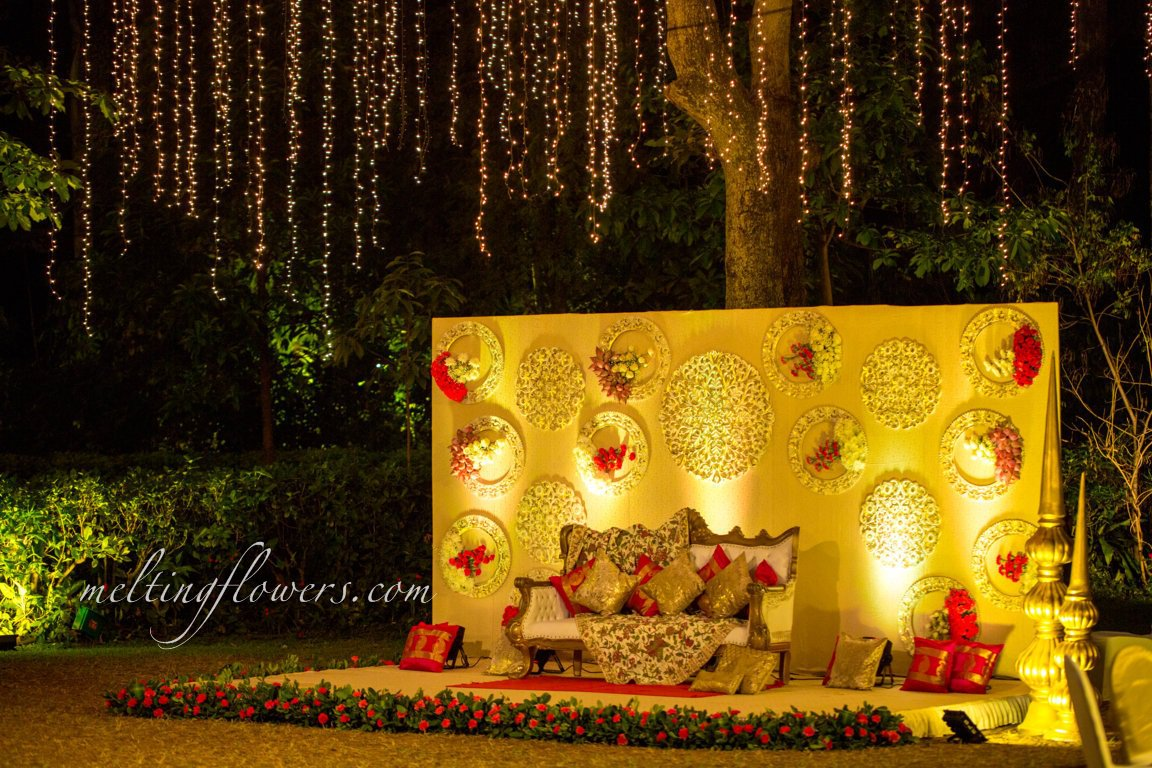 Melting flowers on twitter various wedding stage decoration at the get quote for decorating your wedding or event across south india httpmeltingflowerswedding venuetaj west endml junglespirit Gallery