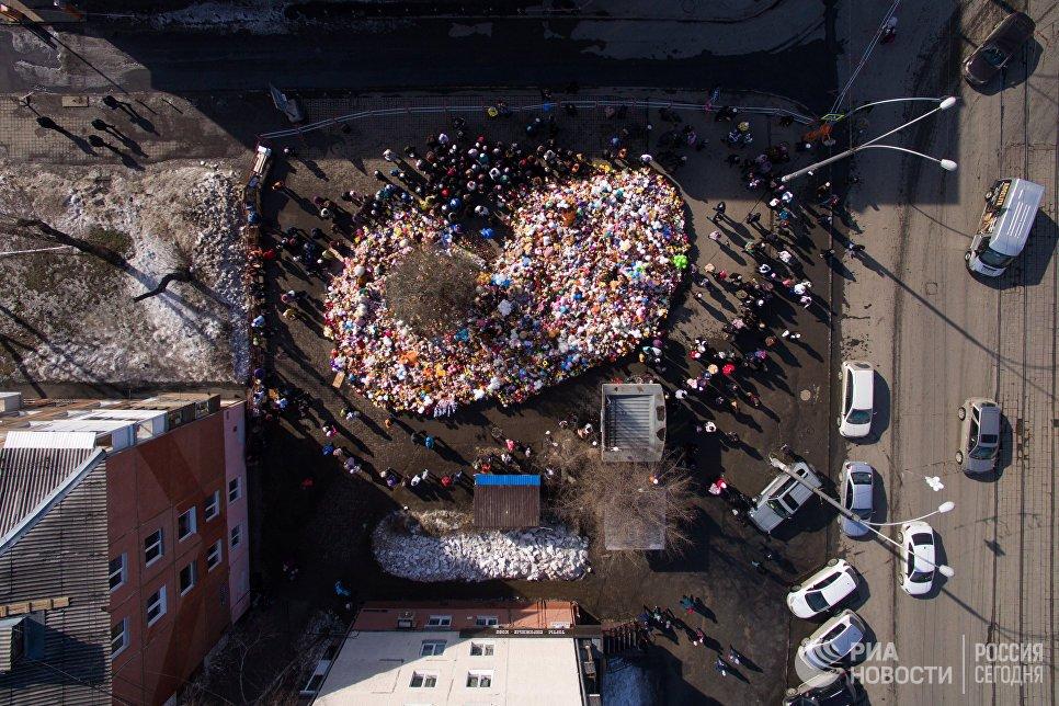 Почему был закрыт кинозал в Кемерово
