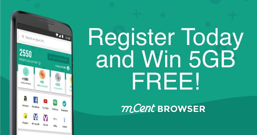 mCent Browser, Top Up Browser, Application | Baaz