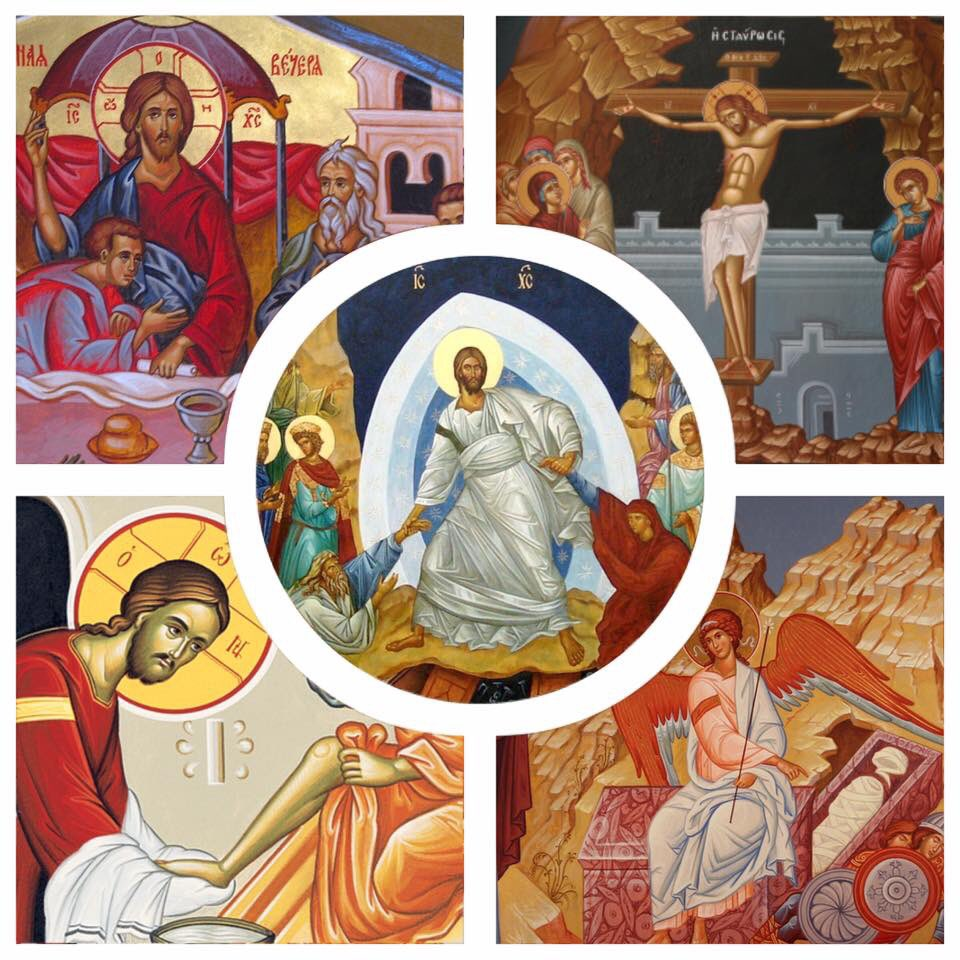 Image result for paschal triduum