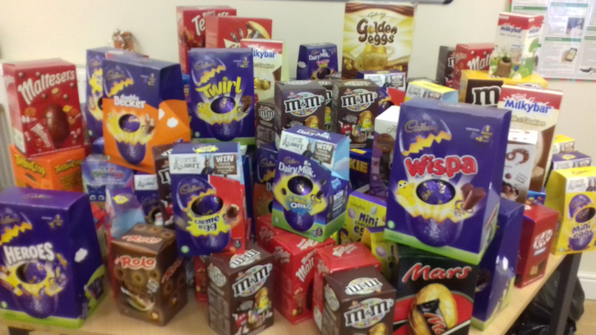 Cheshirewithoutabuse on twitter cwa would like to give a massive cwa would like to give a massive thank you to tesco morrisons adecco and all the other organisations and individuals who donated easter eggs to cwa this negle Gallery