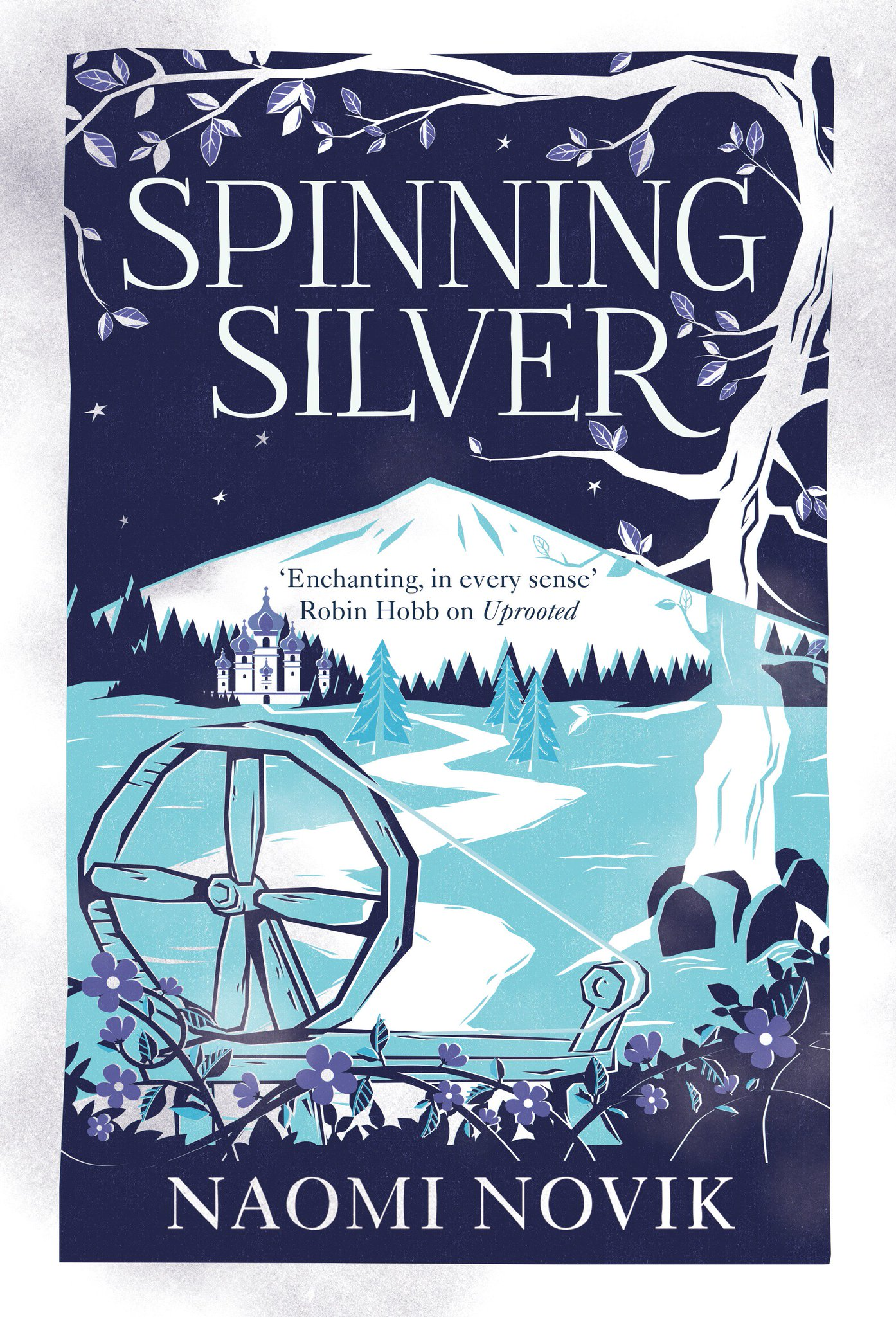Image result for spinning silver naomi novik