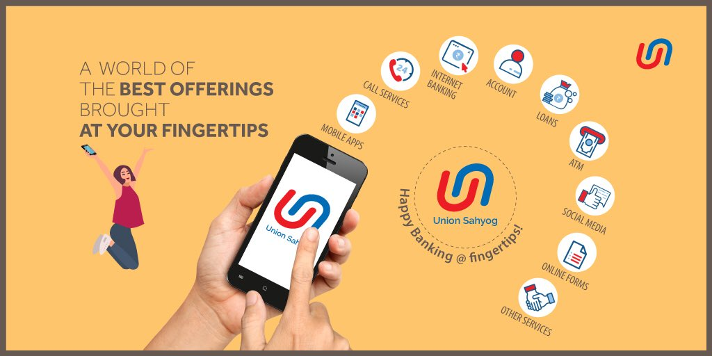 """union bank of india on twitter: """"union bank brings convenience at"""