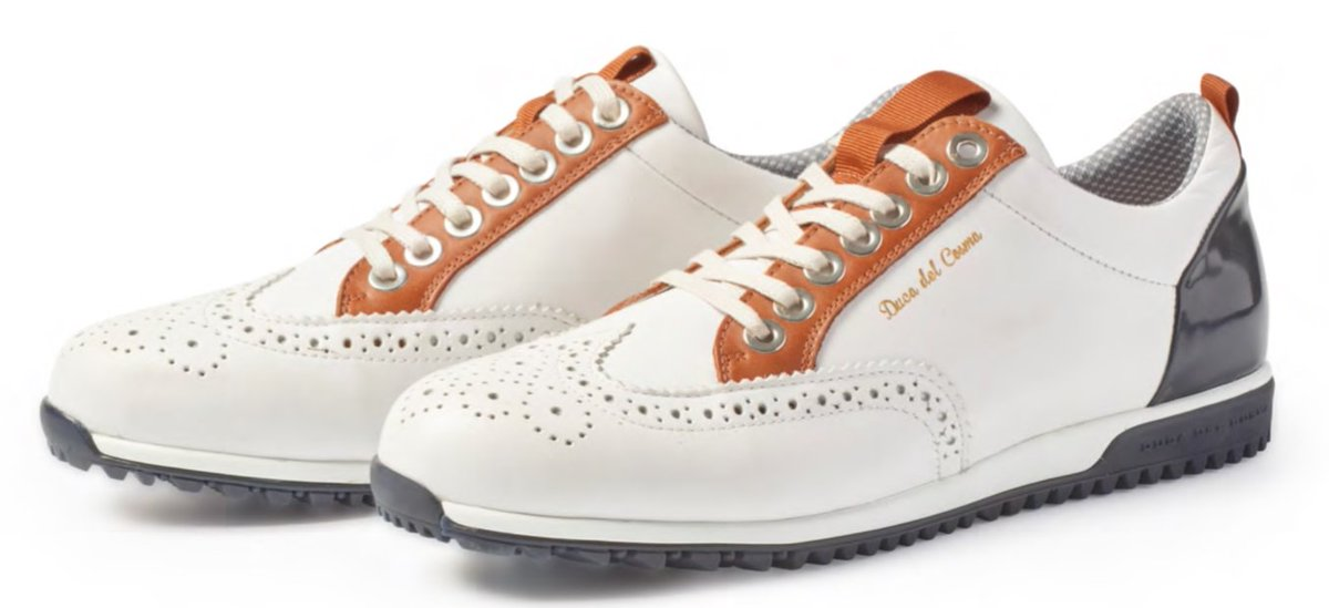 Comfort and style on and off the course, @DucadelCosmaUK are giving golfers a reason to have a spring in their step - golfpunkhq.com/fashion/articl… @GolfPunk_Mag #DDC