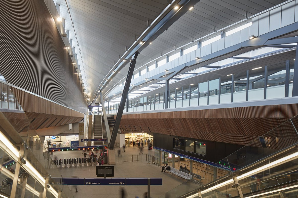 Blueprint magazine on twitter it was like performing open heart of london bridge station httpdesigncurialnewslondon bridge station by grimshaw architects 6093428 picitter4vhs8u8oaw malvernweather Choice Image