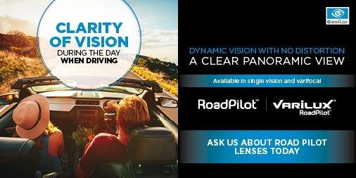 Image result for essilor road pilot lenses