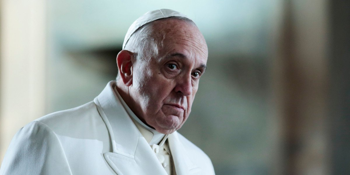 #Papa. Nessuna intervista a #Scalfari https://t.co/kismMLAWtA