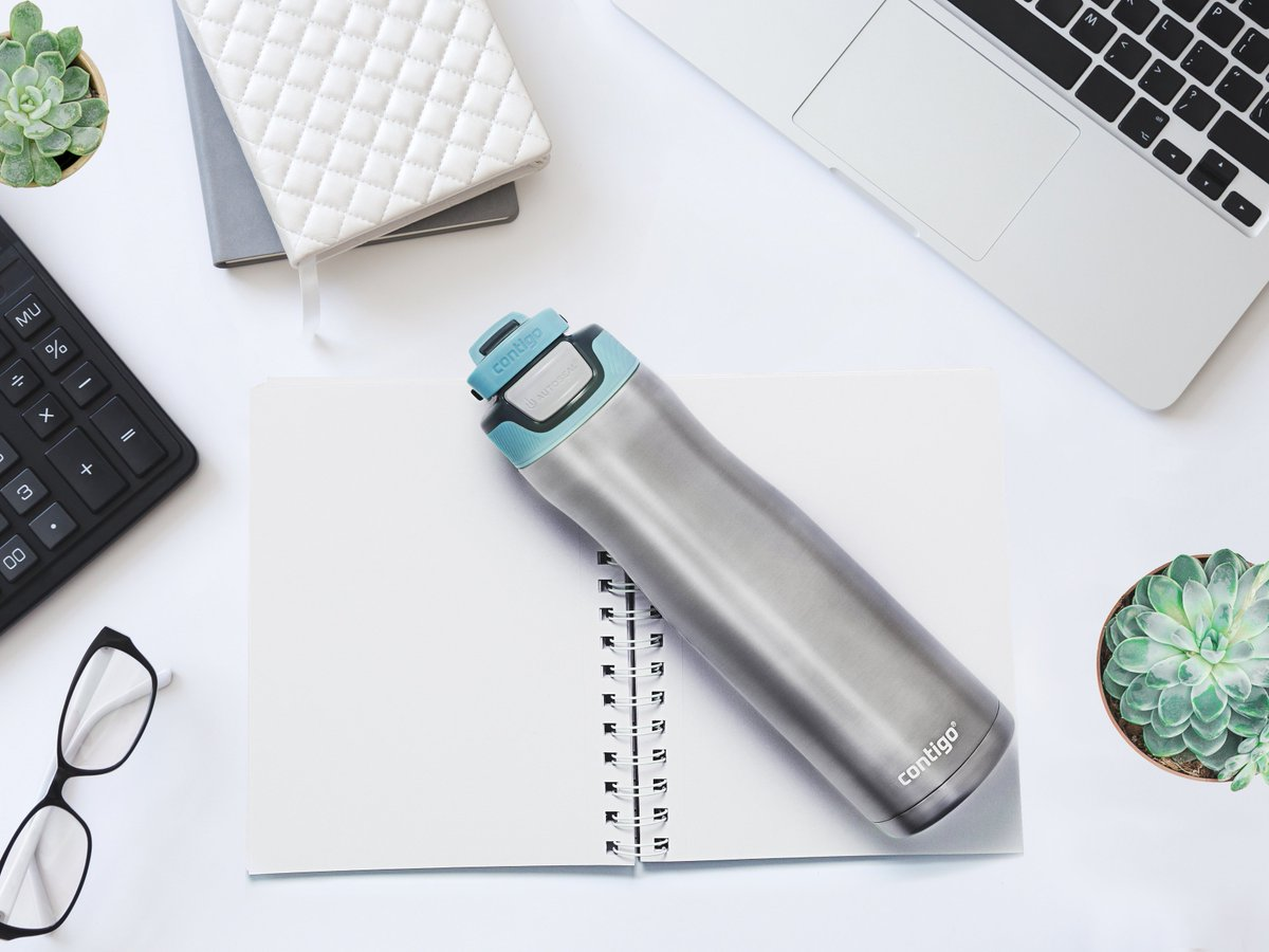 Everyone needs hydration to fuel them through their day. #GoContigo to stay focused and motivated throughout your day at the office. https://t.co/z4F49raLvn