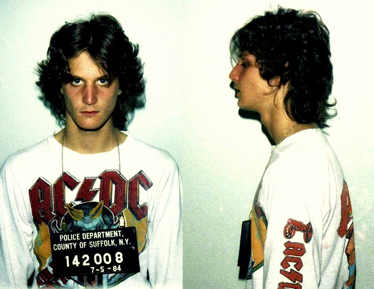 """Jesse P. Pollack Twitterissä: """"Ricky Kasso would have been 51 years old today. Learn more in my upcoming book, THE ACID KING, available for pre-order here: https://t.co/Ygwbrzlzk0 #rickykasso #theacidking #acidking #truecrime #occult #"""