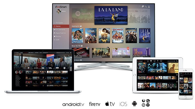 android tv launcher 2018