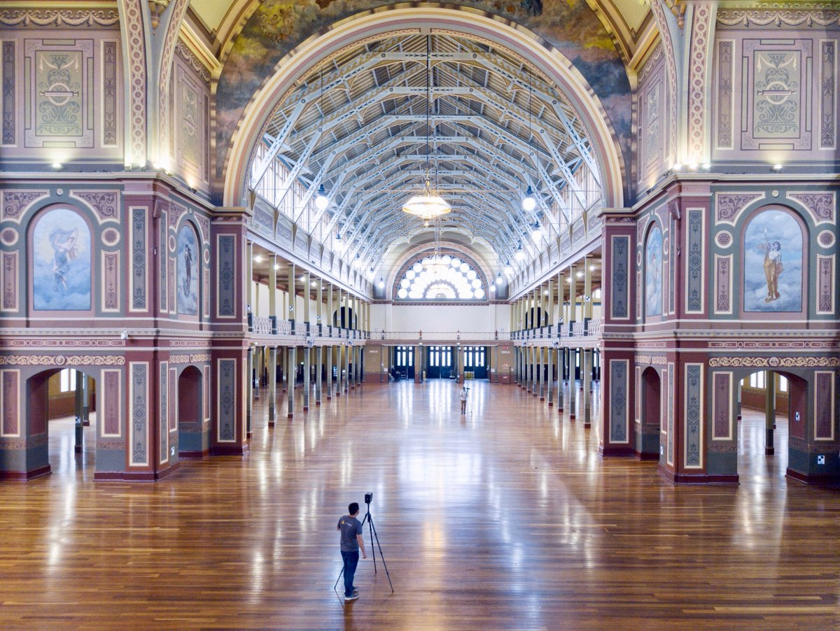 3d Exhibition Melbourne : D modeling of royal exhibition building melbourne youtube