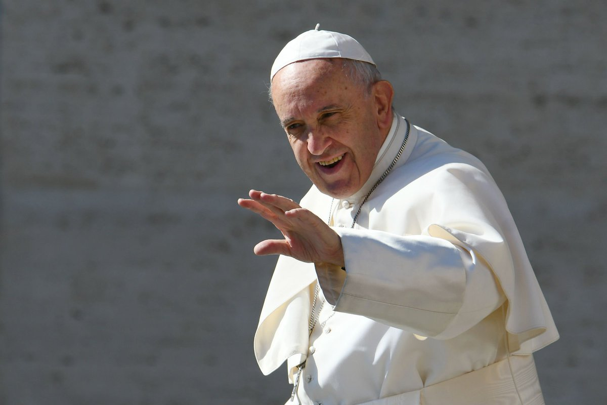 'Trascrizione infedele', il @Pontifex_it 'smentisce' #Scalfari  /LEGGI https://t.co/1RpGqE6VTj